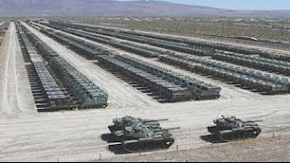 Download WORLDS LARGEST NIGHTMARE for Putin US Military Tanks & Trucks in Poland in large numbers Video