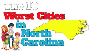 Download The 10 Worst Cities In North Carolina Explained Video