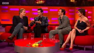 Download The Graham Norton Show S16E11 Jim Carrey, Jude Law, Tamsin Greig and Nicole Scherzinger Video