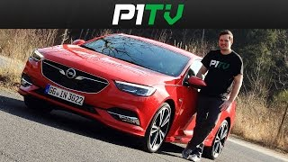 Download Opel Insignia Grand Sport 4x4 Review / Fahrbericht - NEU 2017 - P1TV Video