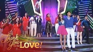 Download Kapamilya Love Teams spread kilig on ABS-CBN Christmas Special 2015 Video