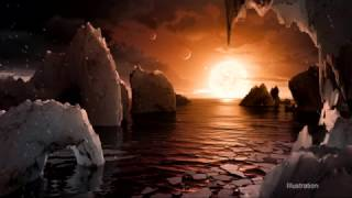Download NASA's Spitzer Reveals Largest Batch of Earth-Size, Habitable-Zone Planets Around a Single Star Video