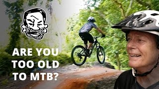 Download Are you too old to mountain bike? Video