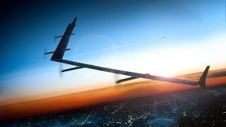 Download Facebook's drone Aquila project tries to bring internet to the rest of the world Video