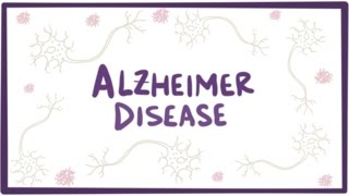 Download Alzheimer's disease - plaques, tangles, causes, symptoms & pathology Video
