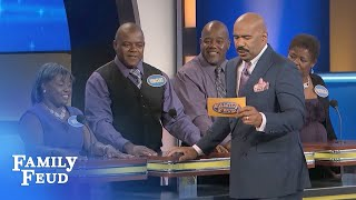 Download WHO have YOU given the FINGER TO? | Family Feud Video