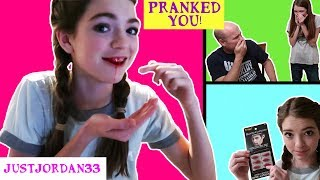 Download PRANKING MY FAMILY / JustJordan33 Video