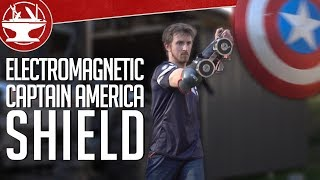 Download Does Captain America's Electromagnet Shield Work? Video