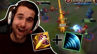 Download Gripex - CLEAN LEE SIN SMITE + Q COMBOS! (MSI GS65 Stealth) Video