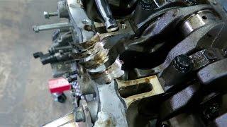 Download Engine failure (Spun bearing) Video