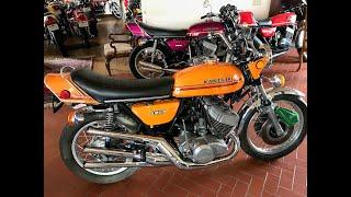 Download Kawasaki H2 750 Triple 1250 5 Cylinder Allen Millyard Video