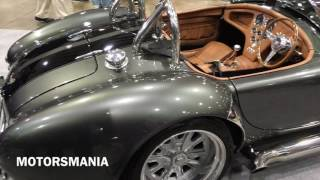 Download National Kitcar show 2017 cobra Video