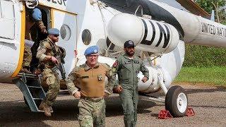 Download Le général Serronha appele le groupe Siriri à rejoindre la paix Video