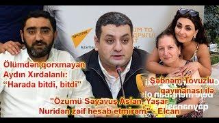 Download Şəbnəm Tovuzlu qayınanası ilə, ″Özümü Yaşar Nuridən zəif hesab etmirəm″ - Elcan, Video
