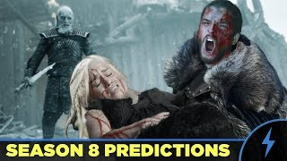 Download Game of Thrones Season 8 Preview PREDICTIONS! How Will It End? Video