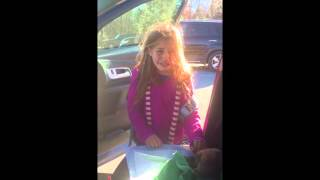 Download Little Girl Cries Over Adorable Puppy She Got for Christmas Video