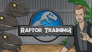Download Jurassic World - Raptor Training? Video