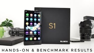 Download Bluboo S1 Bezel-Less Smartphone UNBOXING & Benchmark Results Video