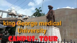 Download KGMU CAMPUS MBBS King George's Medical University, Chowk Faculty of Dental BDS Lucknow INDIA Video
