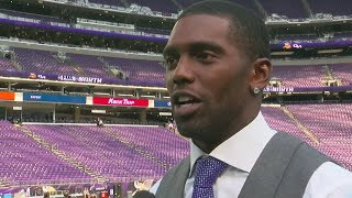 Download Former Vikings Great Randy Moss Talks Ring Of Honor With Mark Rosen Video