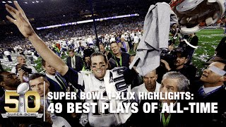 Download 49 Best Super Bowl Plays of All Time! | NFL Video