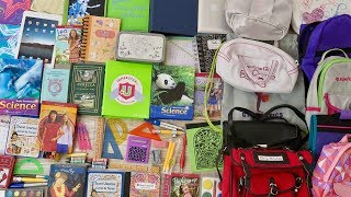Download Packing American Girl Doll School Bags Video