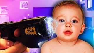 Download TASERED A BABY! | Who's Your Daddy #2 Video