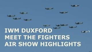 Download IWM Duxford Meet the Fighters Air Show Highlights 2016 Video