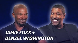 Download Jamie Foxx Interviews Denzel Washington || OFF SCRIPT a Grey Goose Production Video