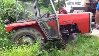 Download Izvlačenje traktora IMT 549 u Kraševu Video