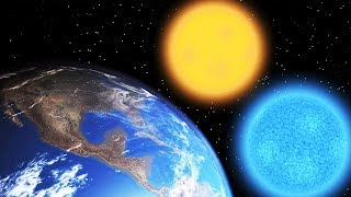 Download What Happens If Earth Had Two Suns in Universe Sandbox 2 Video