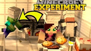 Download Minecraft: EXPERIMENT GONE WRONG!!! - TRAYAURUS'S ZOMBIE EXPERIMENT - Custom Map [1] Video