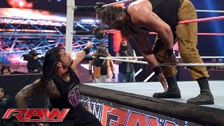 Download Roman Reigns vs. Braun Strowman: Raw, October 12, 2015 Video