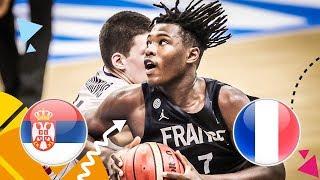 Download Serbia v France - Quarter-Final - Full Game - FIBA U16 European Championship 2018 Video
