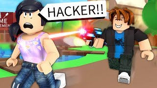 Download GETTING WEAPONS IN NORMAL ROBLOX GAMES Video