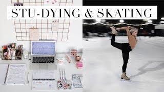 Download STU-DYING & FIGURE SKATING SEASON | DC Diaries #9 Video