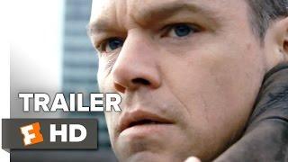 Download Jason Bourne Official Trailer #1 (2016) - Matt Damon, Alicia Vikander Movie HD Video