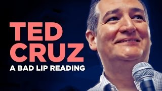 Download ″TED CRUZ″ — A Bad Lip Reading Video