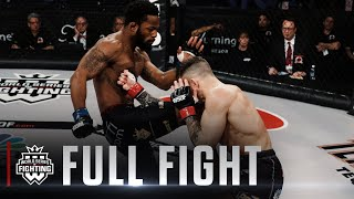 Download #WSOF35: Lance Palmer vs. Andre Harrison Full Featherweight Title Fight Video