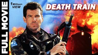 Download DEATH TRAIN 1993 l Pierce Brosnan , Patrick Stewart , Christopher Lee l Hollywood Movies Video