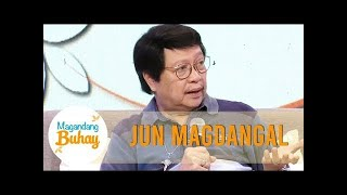 Download Jun shares about his family's first-hand experience amid Taal Volcano's eruption | Magandang Buhay Video