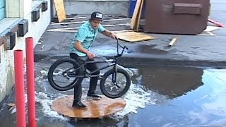 Download Is This The Most Creative BMX Bike Rider On Earth? Video