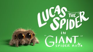 Download Lucas the Spider - Giant Spider Video