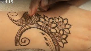 Download 2017 Floral Mehndi Video | Heena Mehendi Designs For Hands Video