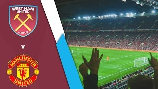 Download MANCHESTER UNITED VS WEST HAM UNITED (Away Premier League 16/17) Video