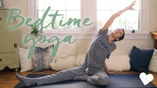 Download Yoga For Bedtime - 20 Minute Practice Video