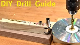 Download How to Drill Straight Without a Drill Press Video