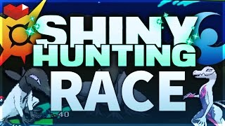 Download SHINY HUNTING RACE! w/ @CanadianWifier - Pokemon Sun and Moon! SHINY SALANDIT RACE! Video