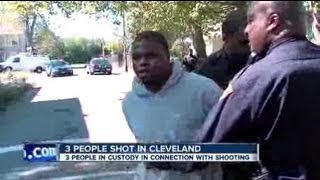 Download Triple shooting on Cleveland's east side Video