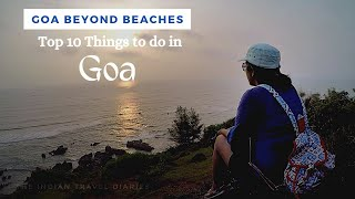 Download Top 10 things to do in Goa | Beyond Beaches | Video